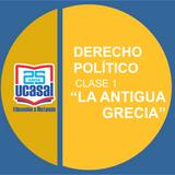 Derecho Político: La antigua Grecia