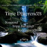 Rodrigo Cortazar - Time Differences 230 (2nd October 2016) on TM-Radio