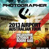 Photographer - Airport Australian Tour Live Recording on AH.FM 02-11-2013