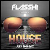 July 2016 - House Mix