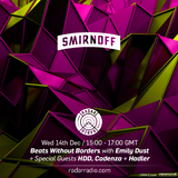 Smirnoff Presents: Beats without Borders w/ Emily Dust, HDD, Cadenza & Hadler - 14th December 2016