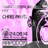 REPRESSURECTION - RRPOD019 - Chris Pinto (JUNE 24th 2014 on DI.FM)