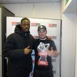 Gracious K joins LP for #UKfocus www.wearebang.com wwwlpofficial.com