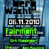 Fairmont Live @ BergWacht ARTheater Cologne 06.11.2010