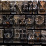 Clear Spot - 22nd July 2015 (Doves Typeface)