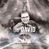 25 Years House of God Set 04 - DJ David