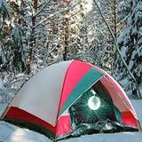 Winter of Disco Tent