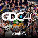Global Dance Chart Week 45