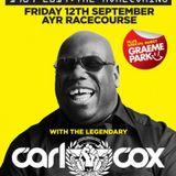 Carl Cox @ STREETrave [Glasgow, Scotland] 12.09.2014