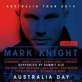 Live at ToolRoom Knights @ Greenwood Hotel, Sydney (26-01-14)