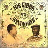 Joe Gibbs vs StudioOne mix 100% Vynil