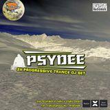 PSYDEE Dj-Set live recorded for TranceXpress at Radio X Basel 20.1.2013
