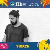 YIORCH @ FIB Benicàssim Festival (South Beach)  14 - 07 - 17