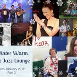 The Jazz Lounge on K107fm Community Radio with Grace Black 20th Jan 2019 Part 2