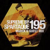 Supreme 195 with Marck D