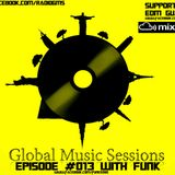 Global Music Session #013