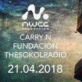Fundacion - Live @ NWCC Showcase, Avas Kilato 21-04-2018