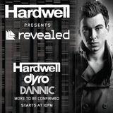 W&W - Hardwell Presents Revealed (Amsterdam) – 18.10.2013