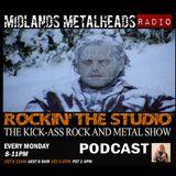 Rockin the studio podcast (05.03.2018)