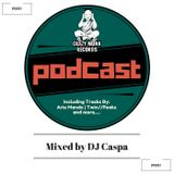 DJ CASPA PODCAST FOR CRAZY MONK RECORDS episode 1