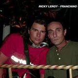 RICKY LE ROY + franchino halloween night live at matrix, brescia italy 31.10.2002