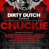 Chuckie - The Road to Dirty Dutch Exodus @ Brixton Academy - 22.11.2012