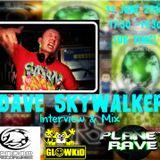 GL0WKiD pres. ENDOR Recordings Special & Dave Skywalker Guest - Planet Rave Radio (14JUN2016)