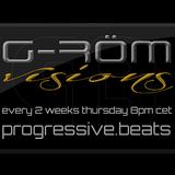 Visions 002 by G-RöM - on Progressive.Beats 01.15.15