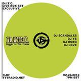 DJ yZ - D.I.T.C Mix