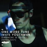 One More Tune #87 - Youthman Guest mix - RINSE FR - (15.07.18)