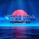 United Soul Podcast 03 - January 2017