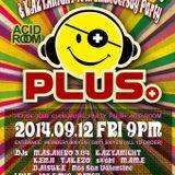 "2014/09/14 ""PLUS+"" MASAHIRO 3.84 20TH ANNIVERSARY PARTY PRESENT CD!!"