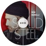 Solid Steel Radio Show 6/3/2015 Part 1 + 2 - Ron Morelli