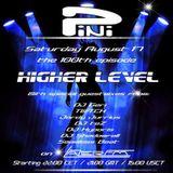 Jordy Jurrius - Guest Mix PiNi's Higher Level 100th Episode Celebration (August 17 2013)