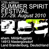 B-Rok & Jake The Rapper @ Summer Spirit Festival 12 - Militärflugplatz Niedergörsdorf - 27.08.2010