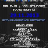 Hexor HardTechno play Traxx for Hard Destruction Birthday Spezial