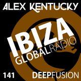 141.DEEPFUSION @ IBIZAGLOBALRADIO (Alex Kentucky) 15/08/18