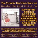 The Strange Boutique Show 125