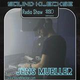 Sound Kleckse Radio Show 0320 - Jens Mueller - 2018 week 51