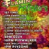 Aqua Verde Vs. Zenith @ Doofland Presents: Flamin' Psychos