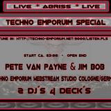 JIM BOB & PETE VAN PAYNE B2B - 2 DJs 4 DECKS