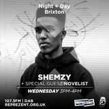 Shemzy feat. Novelist | Wednesday 15th March 2017