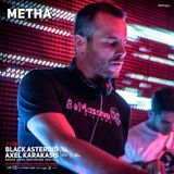 Metha dj set @ The Etiket w/ Black Asteroid X Axel Karakasis 18.11.2016.