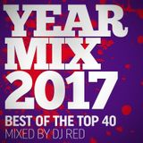 Yearmix 2017 (mixed by DJ RED)