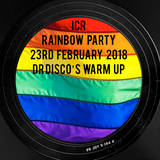 Doctor Disco warm up for the ICR Rainbow Party 2018