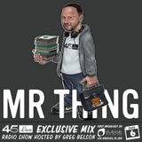 45 Live Radio Show pt. 65 with guest DJ MR THING