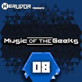 Herudor @ Music of the Geeks #008