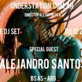 Live DJ Set emitido en www.understation.com.ar Santosa @ Under Station Radio Julio 2016