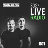 Gorilla Culture Live DJ Set On '808Live Radio'  001