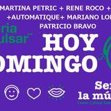 CAMPO ELÉCTRICO/ MARTINA PETRIC+ RENE ROCO+ CO-DEC+ AUTOMATIQUE+ MARIANO LOPEZ+ PATRICIO BRAVO